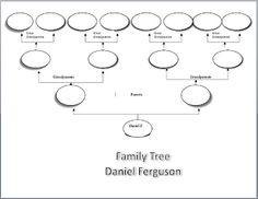 SmallFamilyTreeTemplate  Family Tree Templates