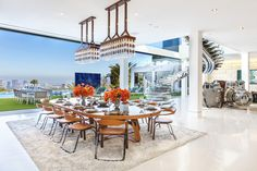 The $250 million mansion in Bel Air, Calif., comes with every toy imaginable — including 12 rare cars and champagne from Jay Z and Beyoncé's label.