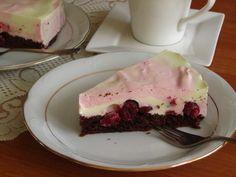 Ciasto jogurtowe z wiśniami