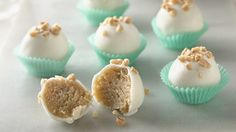 NEW Salted Caramel Cookie Truffles