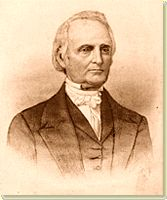 John Rankin - From 1825 - 1865 Rankin and his wife sheltered more than 2,000 slaves escaping to freedom on the Underground Railroad.