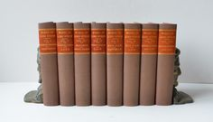 The works of Lord Byron, with his letters and journals, and his life by Thomas Moore Edited and with an introduction by Richard Henry Stoddard. (16 volumes bounded into 8 books)