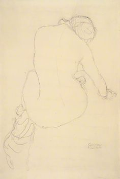 ~ Gustav Klimt ~ Drawings