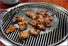 Korean barbecue More great backyard living tips at www.cozylivingideas.com
