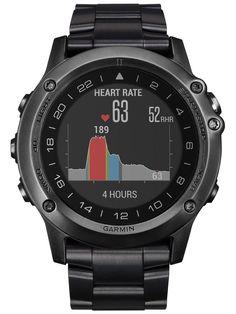 Garmin 010-01338-35 D2 Bravo HR Titanium Pilot Smartwatch 0753759161873