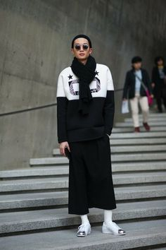 Street Style: Seoul Fashion Week | Fashion Magazine | News. Fashion. Beauty. Music. | oystermag.com