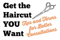 Stylists speak a different language. Don't let your haircut get lost in translation.