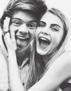 I know most of you don't ship Harry and Cara but i made a group board about it so if you like them and wants to be added comment! :) and Nara too (Niall and Cara)