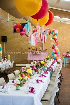 Babushka Doll Inspired Party