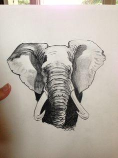 Sketch by Kiera Saltern
