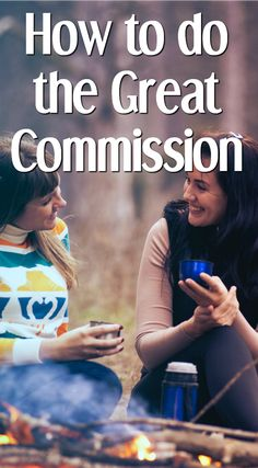 How to do the Great Commission Christian Women's Ministry, Womens Ministry Events, Encouragement For Today, Proverbs 31 Woman, Leadership Tips, Faith In God, Christian Inspiration, Word Of God, Scripture Journal