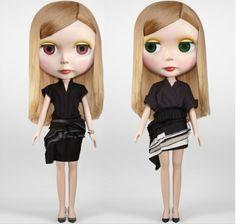 Blythe Doll Models Bottega Veneta's Spring Summer 2014 Collection