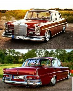 Mercedes Benz Old School Classic Cars Mercedes Old School Mercedes W114, Old Mercedes, Classic Mercedes, Mercedes Benz Cars, Custom Mercedes, Classic Cars British, Old Classic Cars, Old School Cars, Best Muscle Cars