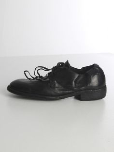 guidi - lace up derby
