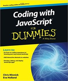 Woohoo new voyage update rolling in thanks for the vday gift coding with javascript for dummies by chris minnick and eva holland fandeluxe Images