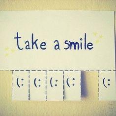 Take a smile ★