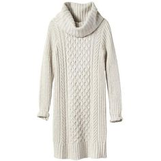 Banana Republic Women Cable Knit Turtleneck Sweater Dress (295 NOK) ❤ liked on Polyvore featuring dresses, cotton turtleneck, long sleeve turtleneck, long sleeve turtleneck dress, turtleneck sweater dress and long-sleeve sweater dresses