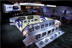 Sony Playstation Booth at E3