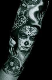 Znalezione obrazy dla zapytania tattoo face designs
