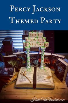 Percy Jackson and the Olympians Themed Party