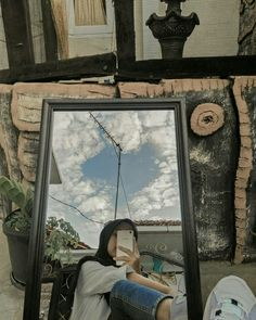 Funny Iphone Wallpaper, City Wallpaper, Aesthetic Pastel Wallpaper, Galaxy Wallpaper, Selfi Tumblr, Foto Mirror, Girls Mirror, Street Hijab Fashion, Islamic Girl