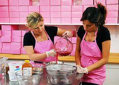 Georgetown cupcakes !