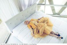 ABBIE CORNISH: Spring Forward | Lifestyle Mirror