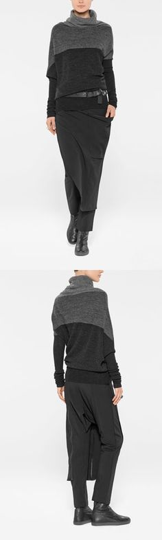 Sarah Pacini 2014 winter look Mode Outfits, Stylish Outfits, Fall Outfits, Mode Style, Style Me, Work Fashion, Fashion Looks, Sarah Pacini, Maxi Robes