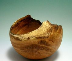 red oak bowl
