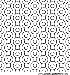 geometric coloring page 74