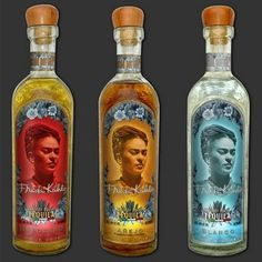 Nuestro Tequila: Tequila Frida Kahlo