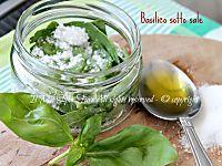 Conservare basilico fresco per l'inverno tramite 3 procedimenti diversi è semplice e veloce. Nelle ricette il suo aroma e profumo saranno sempre presenti