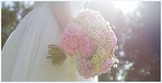 Pink 1 pastel pink hydrangea and peonies wedding flowers peony wedding bouquet wedding florist vintage classic Manchester Oldham Whitefield ...