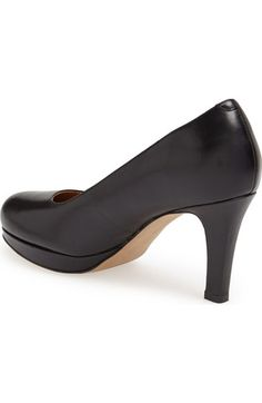 a3f5a9ee6f Free shipping and returns on Clarks® 'Delsie Bliss' Platform Pump (Women)