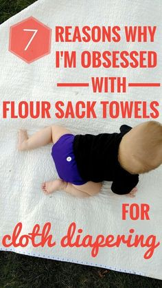 Modern Bottom Babies: 7 Reasons I'm Obsessed with Flour Sack.- Modern Bottom Babies: 7 Reasons I'm Obsessed with Flour Sack Towels (FST) for Cloth Diapers 7 Reasons Why I'm Obsessed with Flour Sack Towels for Cloth Diapering Wash Cloth Diapers, G Diapers, Cloth Diaper Inserts, Cloth Diaper Covers, Cloth Diaper Storage, Cloth Diaper Pattern, Diaper Brands, Baby Supplies, Flour Sack Towels