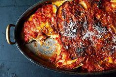Eggplant Parmesan re