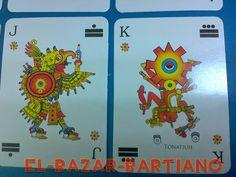 el-bazar-bartiano: BARAJA DIOSES DEL MEXICO PREHISPANICO el-bazar-bartiano.blogspot.com