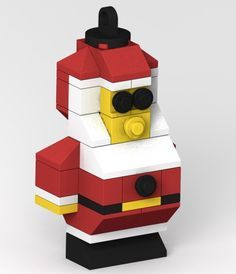 31 Christmas Craft With Lego for Kids