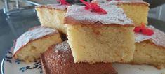 """Η Συνταγή είναι από """"Helena's Greek cooking"""". Υλικά για μια μικρή τετράγωνη φόρμα 20 cm: 250 γρ. Βούτυρο φρέσκο ανάλατο καλής ποιότητας σε θερμοκρασία δωματίου 5 αυγά 100 γρ. Ζάχαρη κρυσταλλική Στεβιας η κανονική Cornbread, Vanilla Cake, Cheesecake, Ethnic Recipes, Desserts, Food, Millet Bread, Tailgate Desserts, Deserts"""