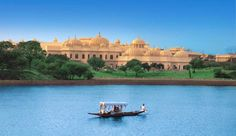 Explore India from the Oberoi Udaivilas - Udaipur, India #Jetsettercurator