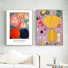 Hilma Klint Paintings Vintage Canvas Posters and Prints The Ten Largest No. 7 , Adulthood1907 Poster Wall Art Painting Decor|Painting & Calligraphy| - AliExpress Palette Wall, Eclectic Gallery Wall, Graffiti Wall Art, Bohemian Wall Art, Painting Of Girl, Abstract Canvas Art, Decoration, Wall Art Prints, Pop Art