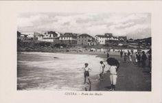 Praia das Maçãs cerca de 1926