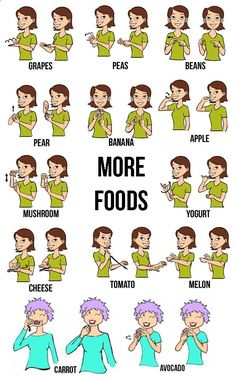 Expanding the mealtime vocabulary | Hellobee