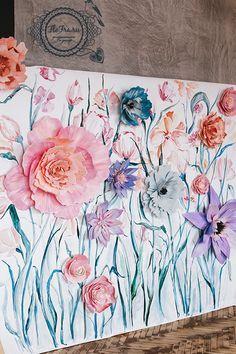гигантские цветы на заказ фотозона свадебная регистрация выездная оформление праздника Кемерово Кузбасс декор дизайн www.flofra.ru21