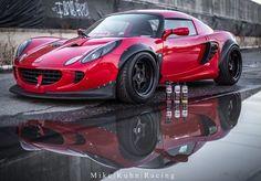 #Lotus #Elise #Car #SportCar #Auto #SuperCar