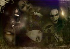 Gothic 4, Collagen, Painting, Art, Art Background, Collages, Painting Art, Kunst, Paintings