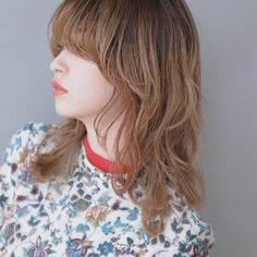 Medium Hair Cuts, Long Hair Cuts, Medium Hair Styles, Short Hair Styles, Hair Inspo, Hair Inspiration, Wavy Bob Long, Mullet Hairstyle, Hair Arrange