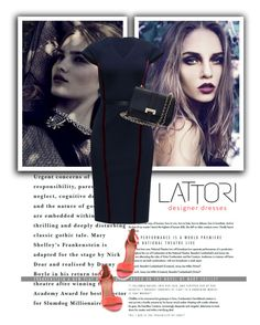 """Lattori"" by karic-lejla ❤ liked on Polyvore featuring Lattori, Joie, Aspinal of London and lattori"