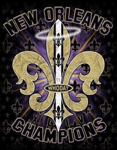 Printable New Orleans Saints Schedule - 2016 Football Season . Louisiana Art, New Orleans Louisiana, New Orleans Saints Football, Alabama Football, Football Team, Who Dat, Nfl Logo, All Things New, Lsu Tigers