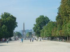Jardins des Tuileries - Paris - Tuileries Gardens